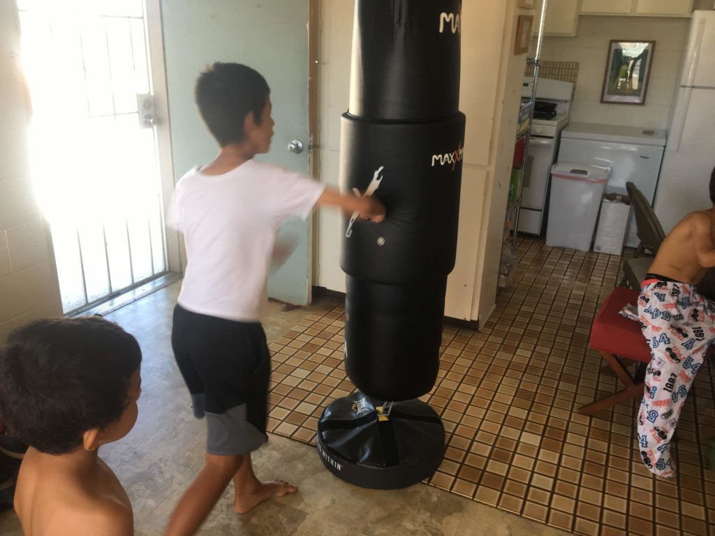 Selft Defense For Children