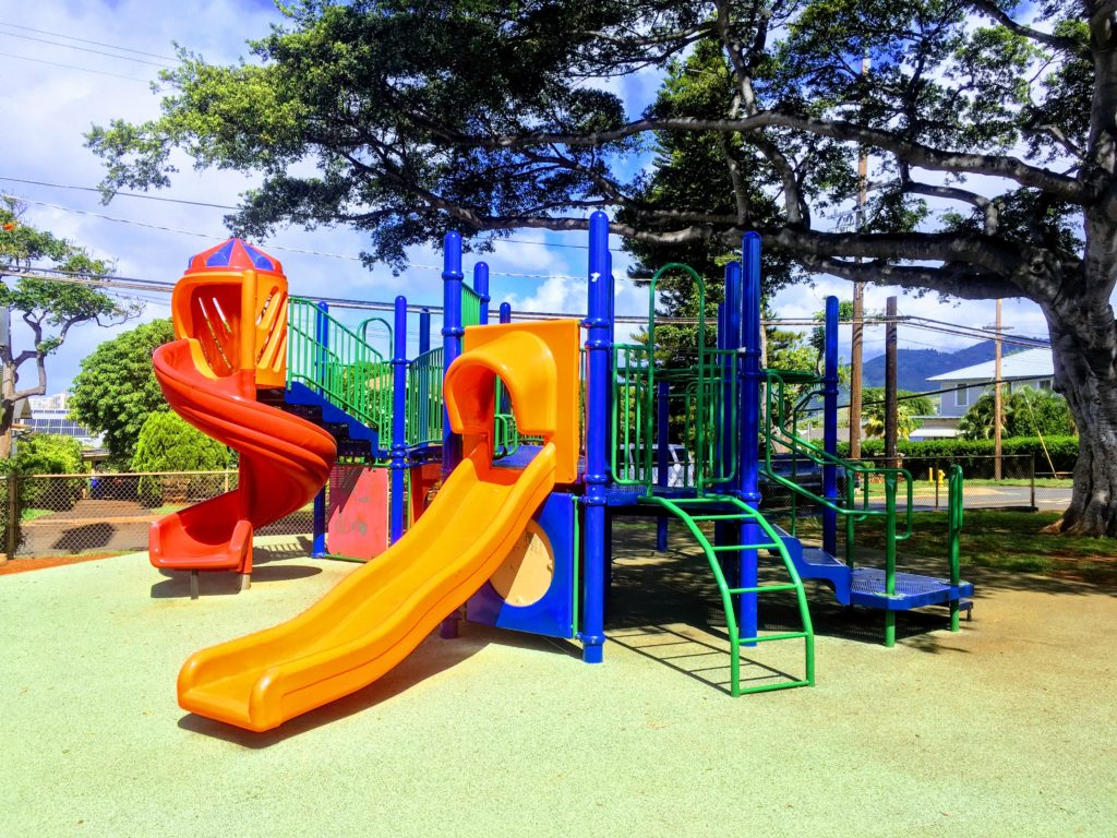 The Unsafe Child Less Outdoor Play Is >> A New Parents Guide To The Playground Fatherverse